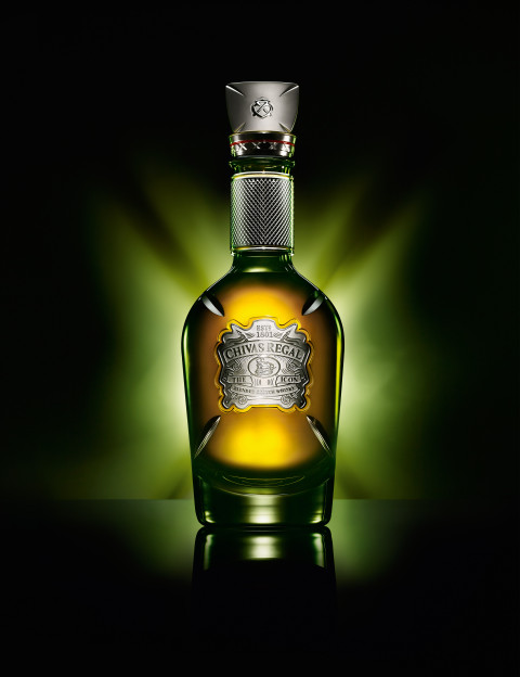 Chivas Bottle
